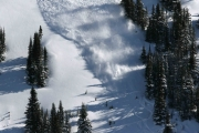 Hikers and bikers need to stay clear of avalanche zones